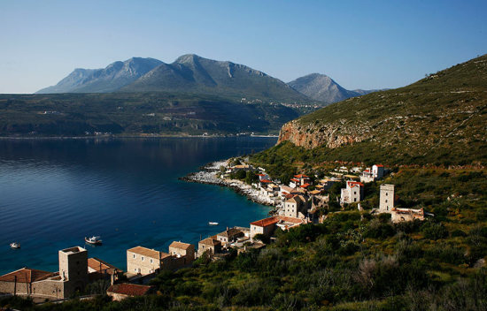 Greece, Peloponnese,  Photography workshop Trip in Mani