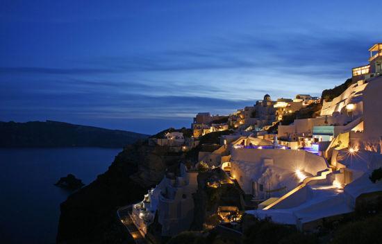 Greece, Cyclades, Santorini island photography workshop trip